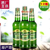 全麦原浆鲜啤酒青岛特产生啤扎啤桶3升1.5青岛崂迈原浆啤酒