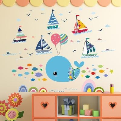 幼儿园壁画贴新款推荐