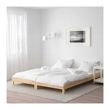 IKEA无锡宜家国内代购 于托克 叠床 松木单双人床沙发床 多用途床