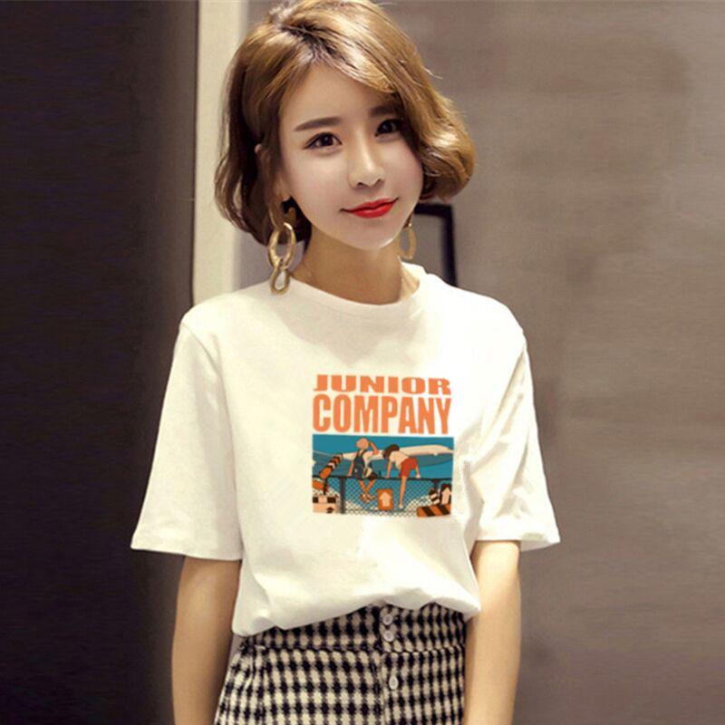 9.9元特价包邮T恤女装短袖夏季韩版学院风学生半袖上衣服厂家批