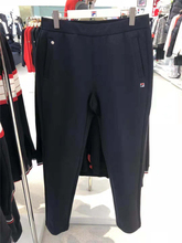 FILA Fila counters authentic 2019 spring new men's knitted sports casual pants F11M911602