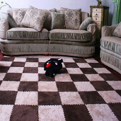 接拼地毯地垫使用感受