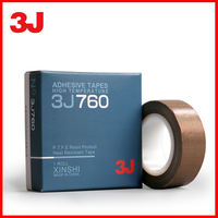 Teflon tape 3J760-19mm insulation high temperature tape sealing machine Teflon high temperature resistant tape 0.13