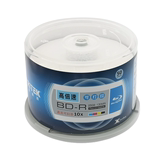 The ZedRitek disc BD-R 10-speed 25G Blu-ray can print 50 barrel blank burn trays