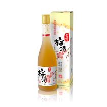含真实梅子日式工艺果酒女士酒瓶装720mlx4完熟青梅酒日式梅酒