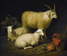 世界名画高清阿尔伯特油画中国画装饰画,拍下链接下载106张2.69GB