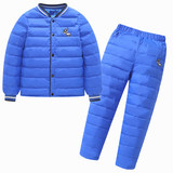 Bala children's down jacket boys and girls baby down jacket liner bala small and medium children wearing down jacket