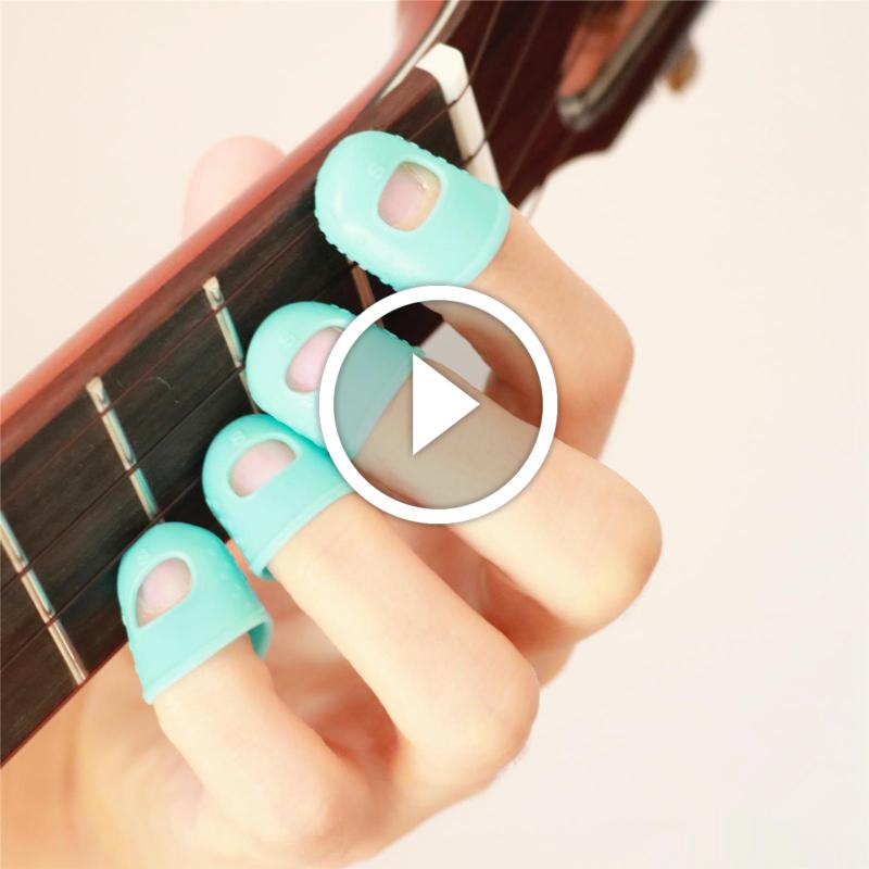 吉他按弦手指套