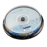 Philips PHILIPS 12X CD-RW can repeatedly erase CD burner disc, use 10 buckets