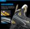 新款baud佰德 R50冰球鞋 冰刀鞋成人球刀鞋男女冰球滑冰鞋真冰鞋