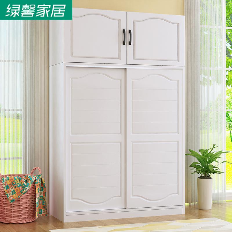 绿馨家居儿童衣橱yy045