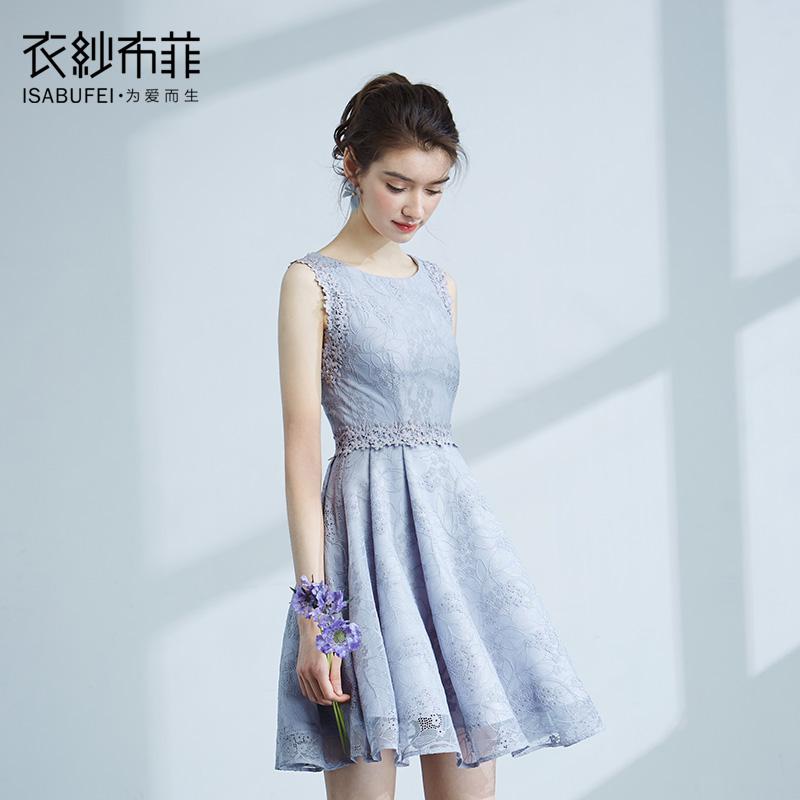 赫本風公主裙
