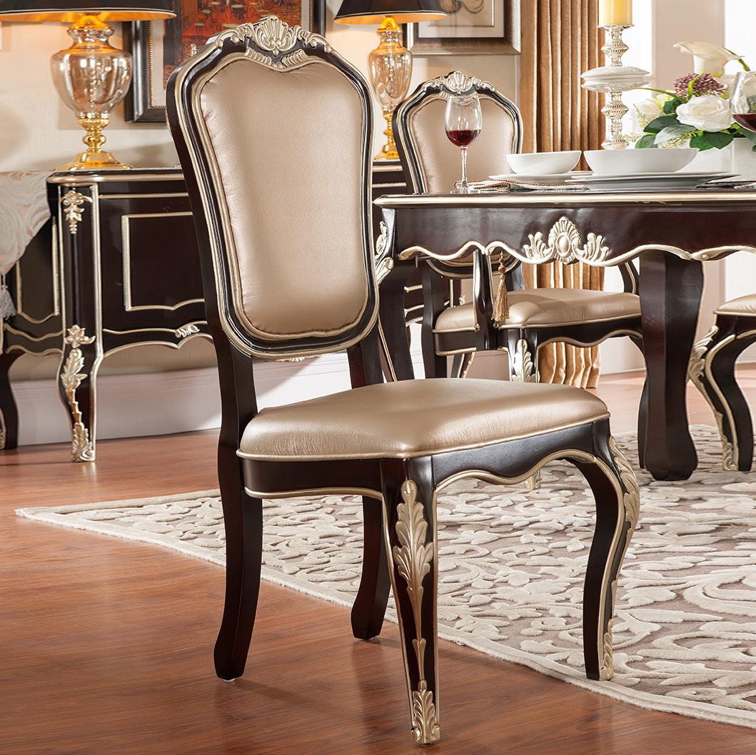 新古典餐椅田园