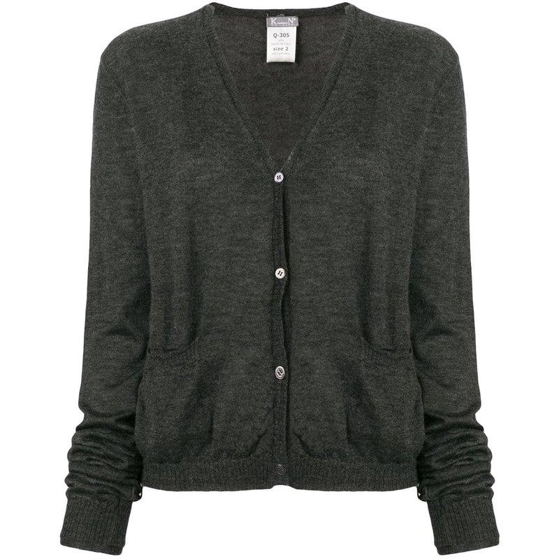 代购2018 Kristensen Du Nord 女士 羊绒针织开衫