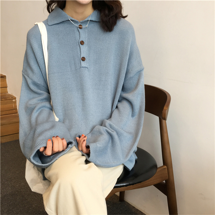 长毛毛衣针织开衫