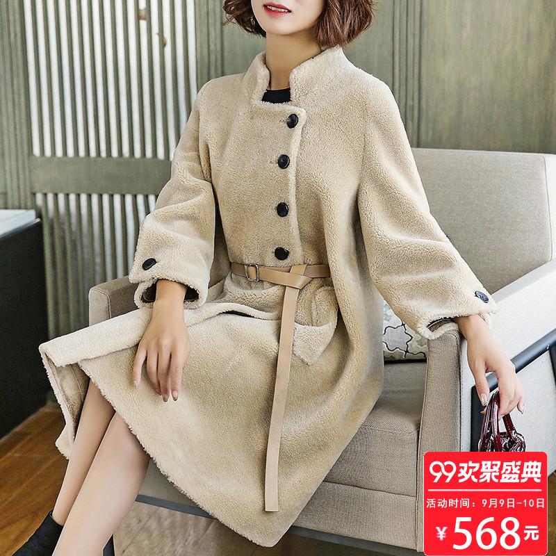 韩版皮草女装