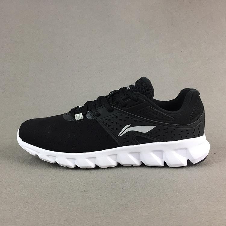 李宁女鞋跑步鞋2019春季新款基础减震跑鞋女系运动鞋ARHM004