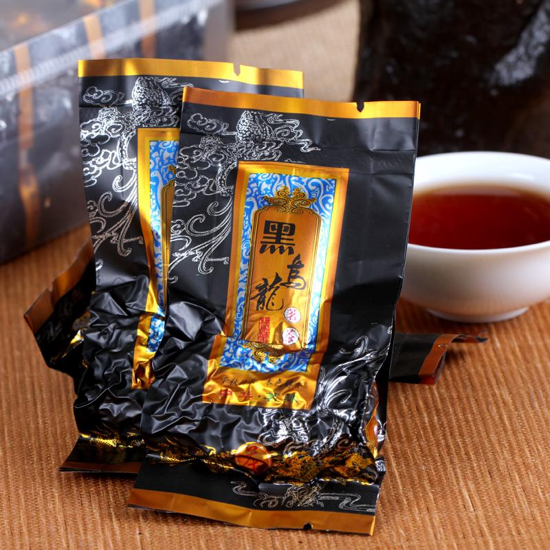 油切黑乌龙去油茶农产地自产自销黑乌龙茶叶香浓耐泡 天天特价
