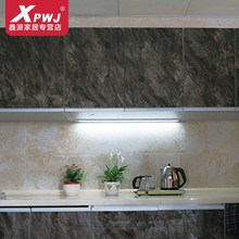 感应灯LED橱柜灯护眼灯柜底灯衣柜厨房灯手扫感应吊柜底板灯