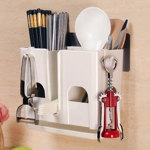 筷子筒挂式沥水筷子笼家用筷筒筷笼厨房用品筷子架筷子收纳筷子盒