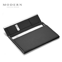 Germany Modern leather file bag male business package manager package business document envelope letter gift gift customization