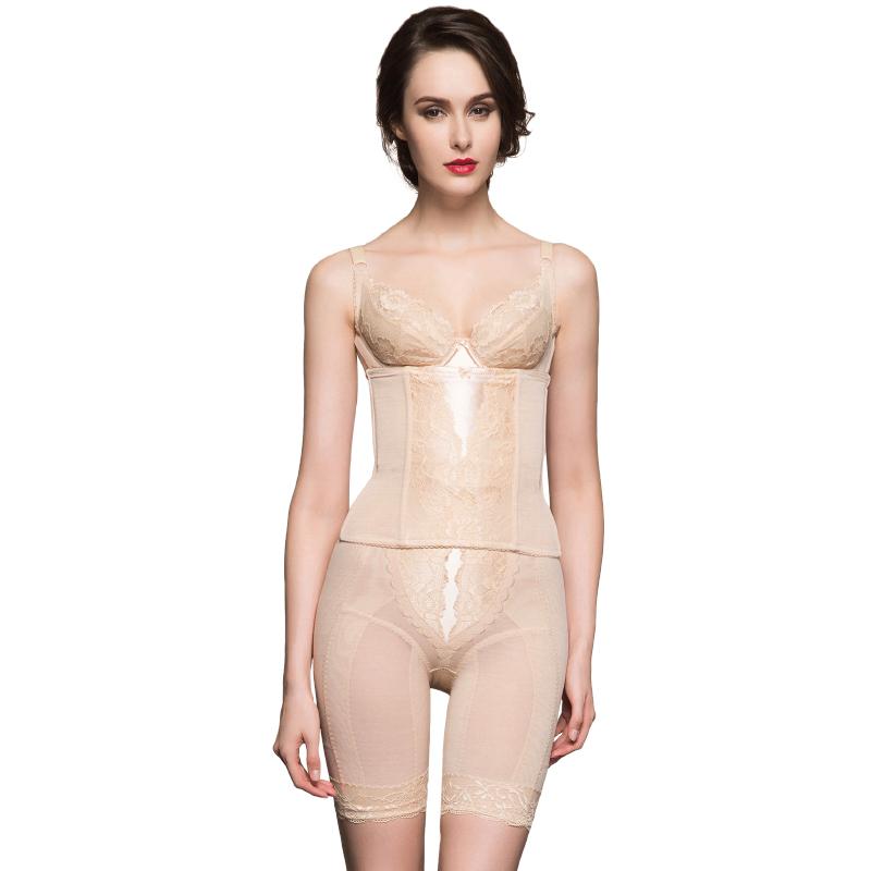 身材管理器塑身衣收腹提臀塑身分体套装束身美体束身三件套女衣春