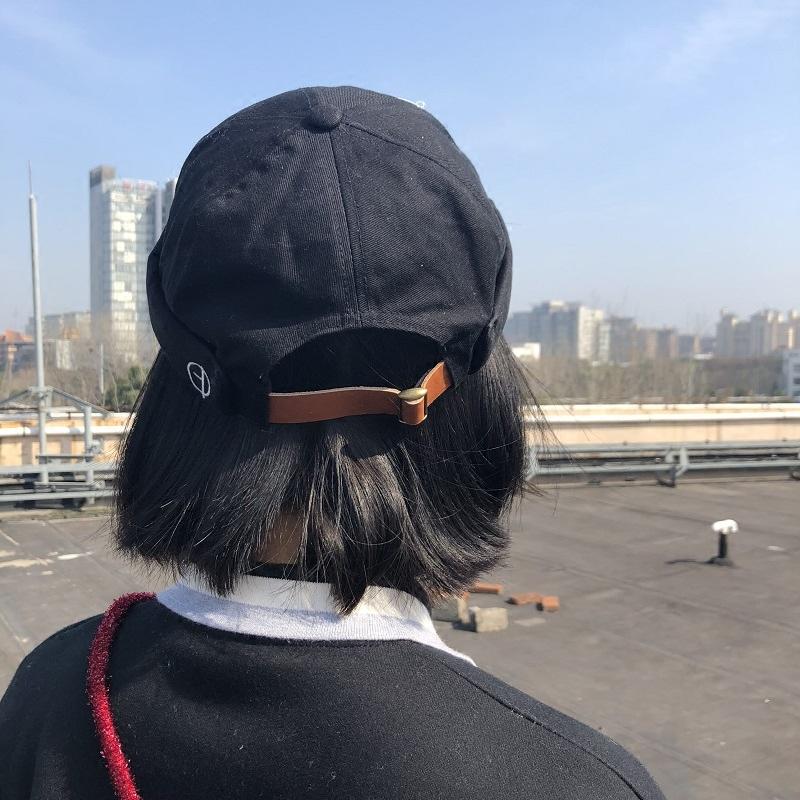 帽子女夏季韩版复古嘻哈瓜皮帽潮情侣时尚休闲地主帽百搭贝雷帽男