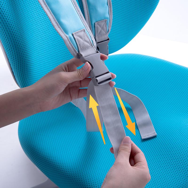 儿童矫正带小孩学生脊椎矫正器儿童坐姿背部纠正带驼背矫正带