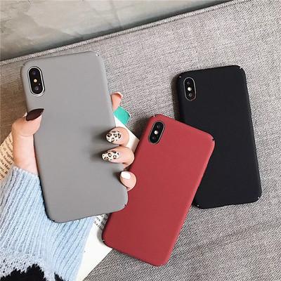 冷淡风红米3s/4A/4X/5A手机壳note3硅胶套note5简约note4保护套女