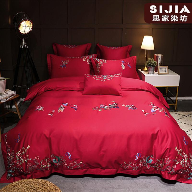 Свадебные постельные комплекты Артикул 562937484383