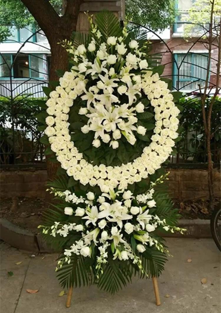Похоронные венки Артикул 528677634038