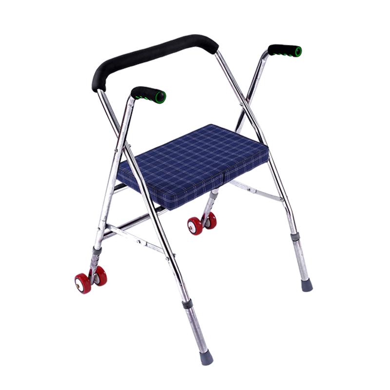 老年轮椅手推车