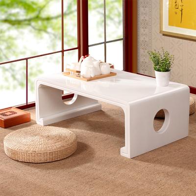 包邮烧桐木实木榻榻米茶几飘窗桌日式阳台小桌简约窗台矮炕桌地台品牌排行