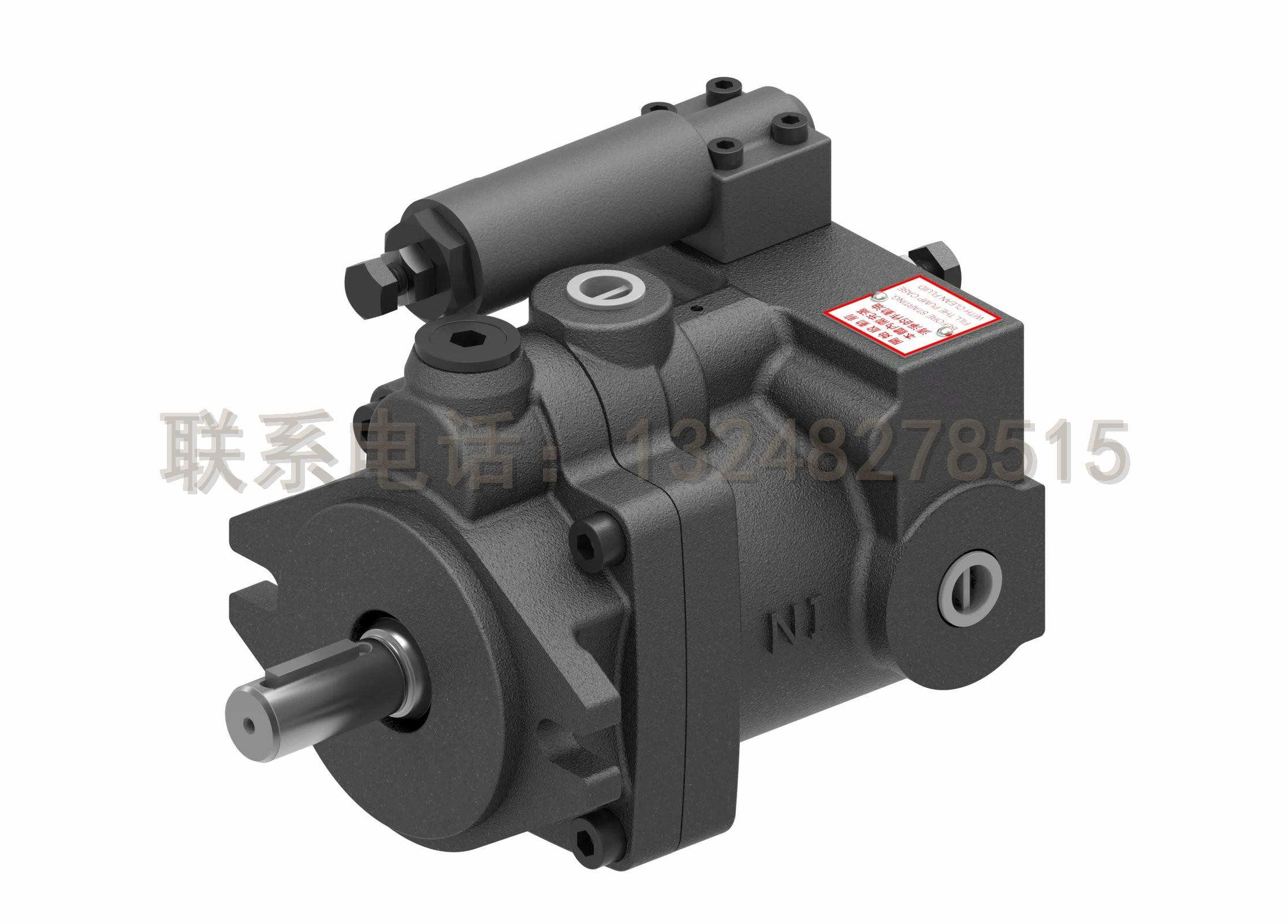 台湾YEOSHE油升P16-A0/A1/A2-F-R-01 P16-A3/A4-F-R-01柱塞泵批发