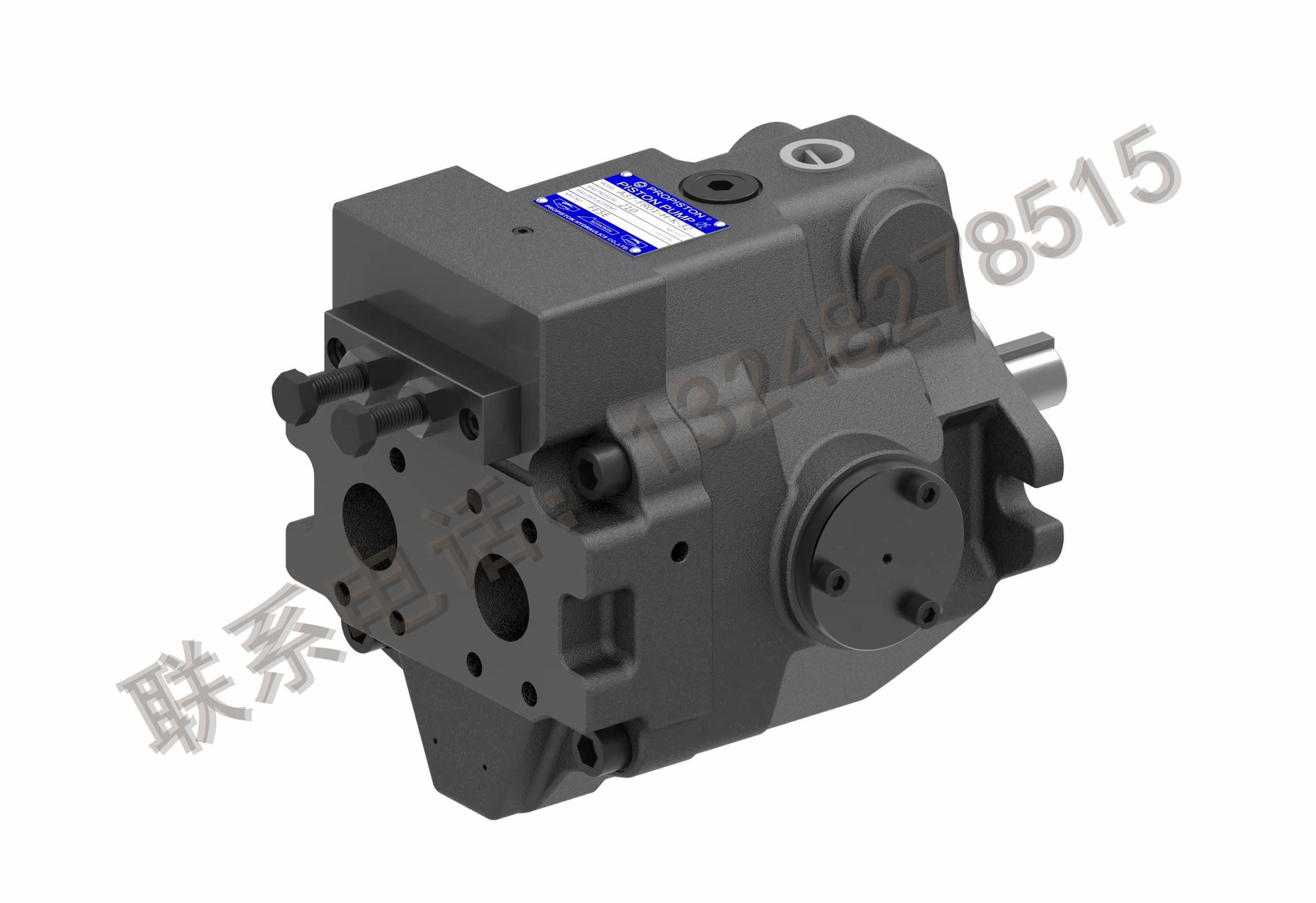 台湾油昇旭鸿大正系列变量柱塞泵A37-FR01-C-S-K/A10-FR01-CK批发