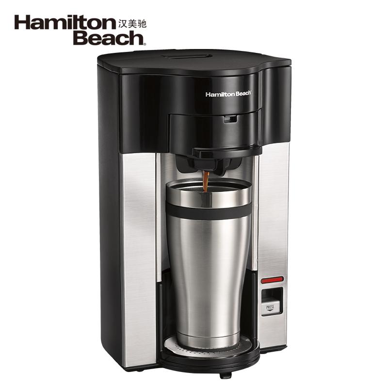 汉美驰美式咖啡机493cn