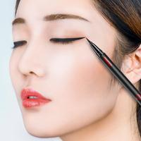 美康粉黛轻描素写眼线笔 防水防汗持久上妆正品眼线液彩妆
