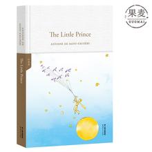 The 世界名著童书小说英文版书籍 小王子 英文原版带插图 Woods初版英译本 Chathering 英文名著文库 Little 全英文版 Prince