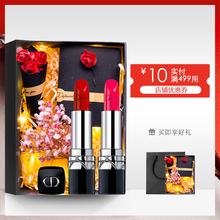 【顺丰包邮】Dior迪奥口红蓝金旗舰女740/999哑光520礼盒官方店