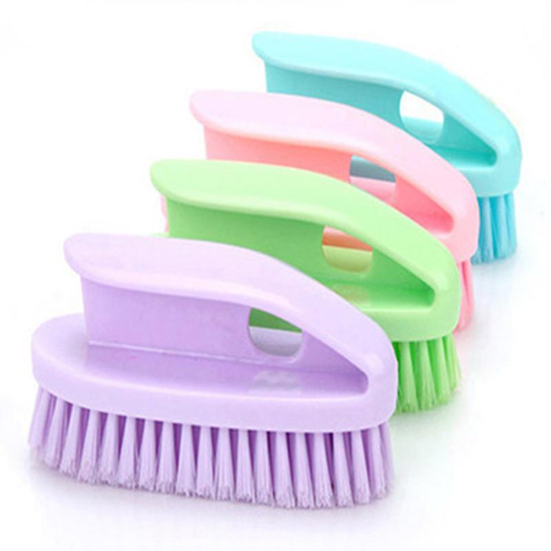 家用彩色衣刷多功能毛刷清洗刷浴盆刷脸盆刷洗鞋刷多用刷清洁刷子