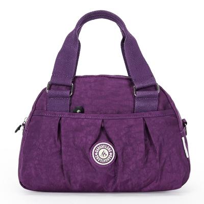 布包女包手提包新款潮尼龙牛津布斜挎帆布包休闲单肩斜跨女士包包
