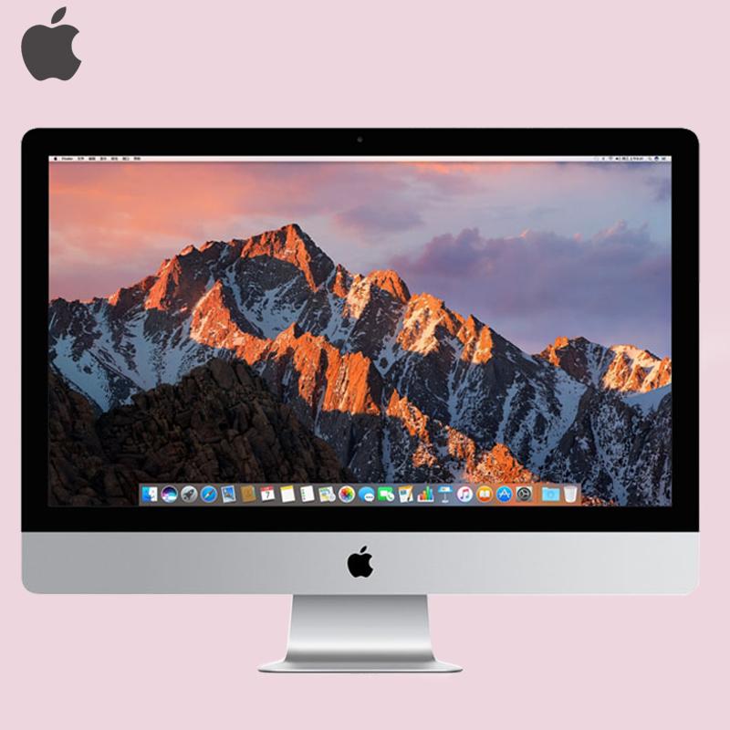 新款蘋果一體機