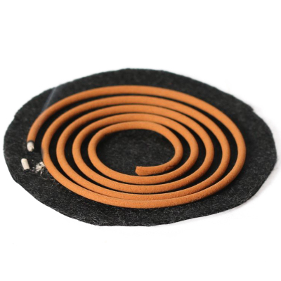 防火棉隔热垫 定制圆形长方正方型香垫香道用具 阻燃防火布香炉垫