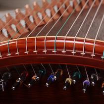 古筝初学者包邮红木白色教学专业演奏考级练习乐器琴老年大人通用