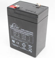 Leoch 6V4AH 6V4.5AH DJW6-4 electronic scale charging battery battery electronic crane scale battery