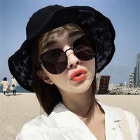 韩国猫耳朵墨镜