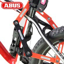 德国原装进口 ABUS UGRIP 5700 防盗 折叠锁山地公路自行车锁