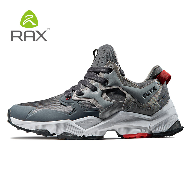 RAX2019春季徒步鞋男 女防滑户外鞋 爬山鞋保暖登山鞋 防滑鞋耐磨