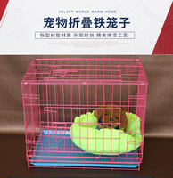 Dog cage Teddy Dog cage large dog Dog cage Small medium dog Dog pet cage Golden retriever dog cage