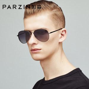 帕森太阳镜男士潮流偏光太阳眼镜开车驾驶墨镜时尚炫彩蛤蟆镜8023